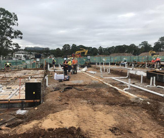 Essentia Construction Update