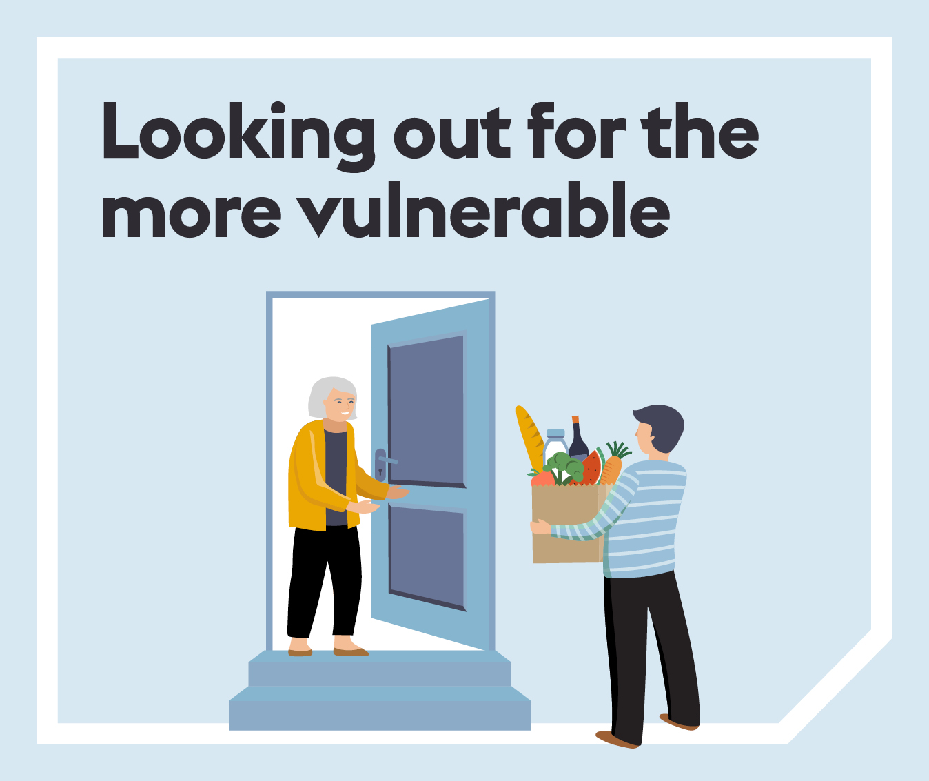 Looking out for the more vulnerable as we search for a new normal blog norwest