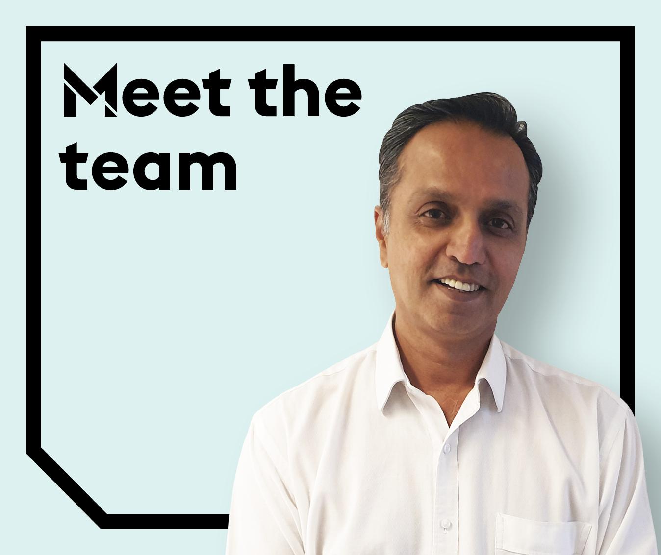 Meet The Team - Chetan Bhatt