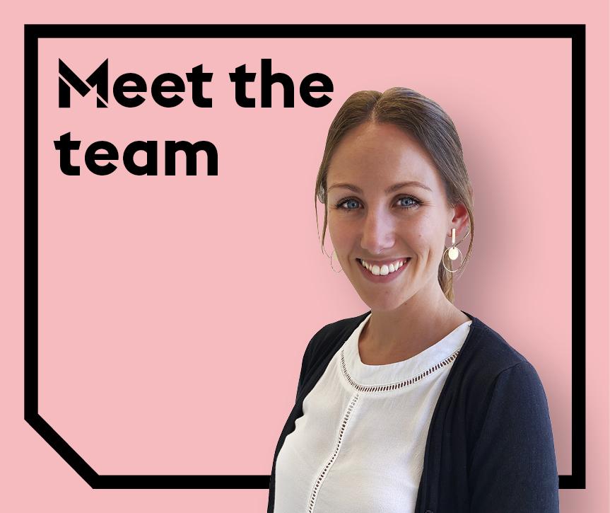 Meet The Team - Jess Padovan